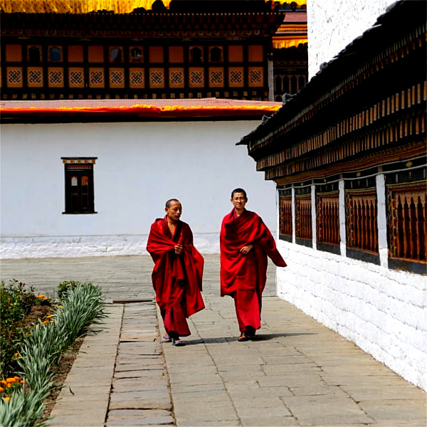 10 Days cultural sightseeing tour in Bhutan