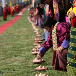 5 days cultural sightseeing tour in Bhutan