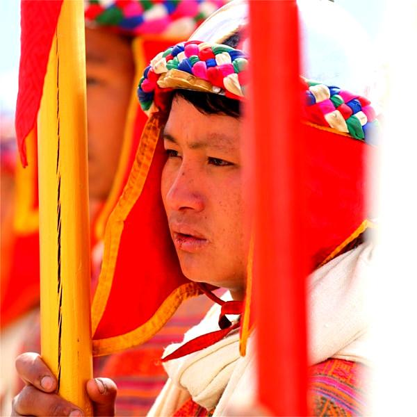 Druk Wangyal Tshechu festival in bhtuan