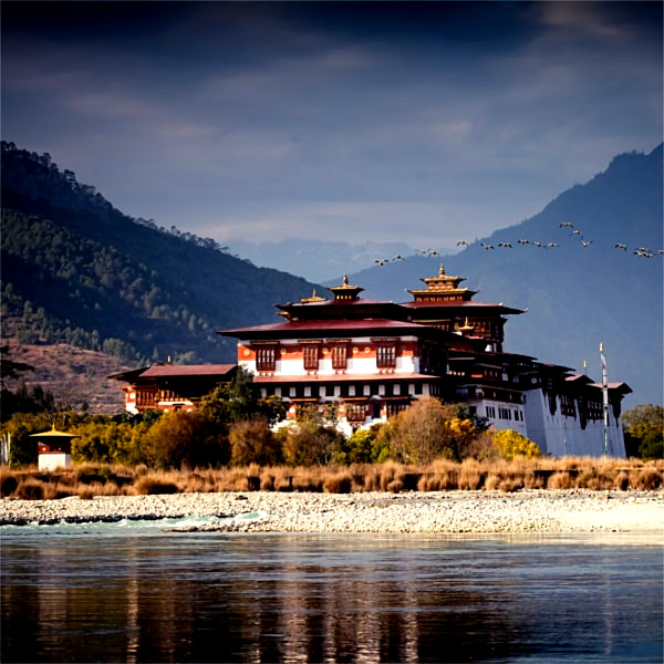 7 Days cultural sightseeing tour in Bhutan