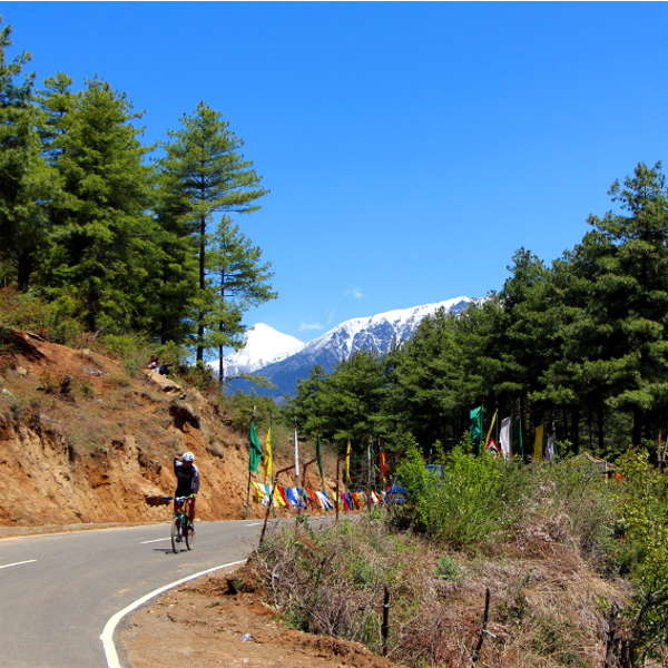 Paro Valley on bike (6 hours 30 minutes)