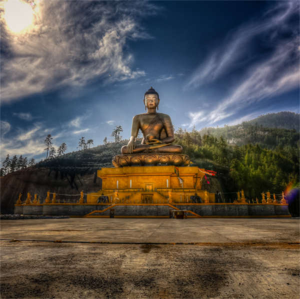 Thimphu City tour (7 hours and 30 minutes)