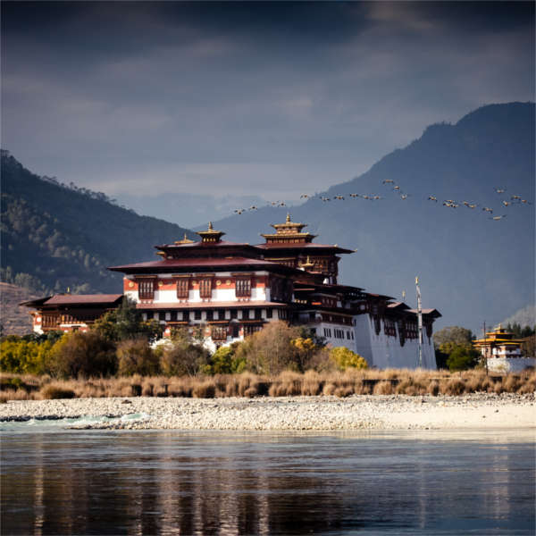 Punakha Valley Excursion (6 hours 30 minutes)