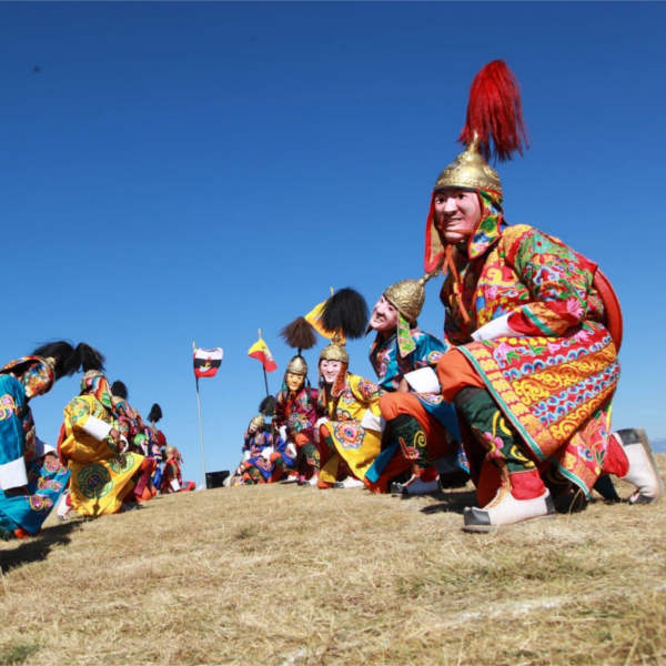 Druk Wangyal Tshechu: 6 Days and 5 Nights